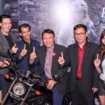 MOTOR HONDA : Luncurkan CMX500 Rebel, Astra Motor Jateng Seriusi Pasar Big Bike