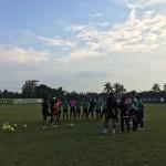 PSS SLEMAN : Hari Pertama Latihan, 5 Pemain Absen