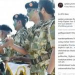 GUBERNUR JATENG : Berdandan Ala Tentara, Ganjar Mirip Song Joong-Ki?