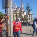 KOMUNITAS FACEBOOK : Anggota ISK Bersih-Bersih Sampah Visual di Klaten