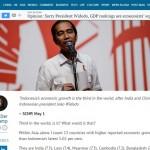 Jake Van Der Kamp Tuding Jokowi Salah Data, Tim Ekonomi Dikritik
