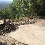 Jalan Ambles, Warga di Piyungan Gotong Royong Buka Jalan Baru