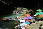 Sungai Meluap, Objek Wisata Kalisuci Ditutup Sementara