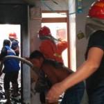 KEBAKARAN KUDUS : Rumah di Kaliwungu Terbakar, Djarum Turun Tangan