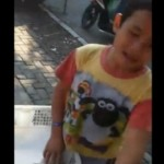 KISAH TRAGIS : Dagang Gorengan Setelah Putus Sekolah, Bocah Semarang Ini Bikin Trenyuh