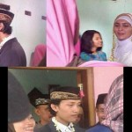 Suasana pernikahan Dzulfikar Wisnu Mahendra dengan Ilaria Montebiancodi Desa Tragung, Kecamatan Kandeman, Kabupaten Batang, Jateng, Kamis (11/5/2017). (Facebook.com-Heru Ayah Kean)