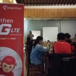 Edukasi Internet, Smartfren Gelar Kompetisi Blogger