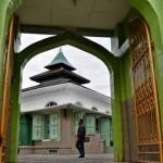 WISATA SEMARANG :  Setiap Ramadan, Masjid Layur Sajikan Kopi Arab
