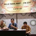 Jogja Travel Mart Dihadiri Ratusan Agen Perjalanan dari Berbagai Negara