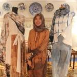 KISAH SUKSES : Kombinasi Batik dan Shibori, Rini Kembangkan Fashion Ramah Lingkungan