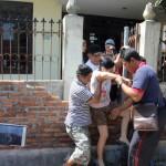 Segel Raib dan Pembangunan Tembok Dilanjutkan, Lahan di Penumpung Disegel Ulang