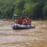 WISATA GUNUNGKIDUL : Rafting di Sungai Banyusoco, Tertarik?