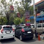 PARKIR SEMARANG : Duh, Kawasan Dilarang Pakrir Kok Jadi Parkiran?