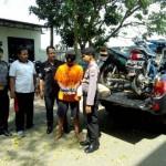 PENCURIAN TRENGGALEK : Bertamu, Pria Asal Pule Bawa Kabur Sepeda Motor Teman