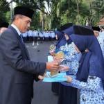HARI PENDIDIKAN NASIONAL : 781 Siswa Miskin di Kota Madiun Mendapat Bantuan Rp118 Juta
