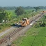 2 MPJR Dikerahkan untuk Perbaiki Jalur Rel KA Wilayah Madiun