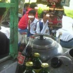 KENAKALAN REMAJA : Pelajar SMP Merokok, Netizen Prihatin