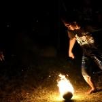 Foto Kampus UIN di Semarang Sepak Bola Api
