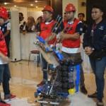 KAMPUS DI SEMARANG : Tim Whillie FT Udinus Lolos ke KRAI Nasional