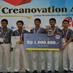 KAMPUS DI SEMARANG : Udinus Kembali Gelar Creanovation Award