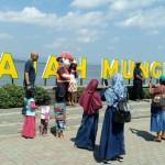 WISATA WONOGIRI : Pedagang Musiman Dilarang Berjualan di WGM pada Lebaran 2017
