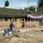 PENDIDIKAN PONOROGO : Warga Berswadaya Bangun Gedung SDN 02 Tugurejo yang Terdampak Tanah Retak