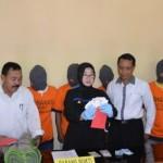 PERJUDIAN MADIUN : Gerebek Judi Samgong, Polisi Tangkap 7 Orang
