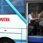 MUDIK LEBARAN 2017 : 800 Bus Datang per Hari, Kemampuan Uji Hanya 30 Unit