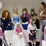 Pernikahan Eileidh Paterson dan Harrison Grier. (Istimewa)