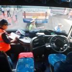 MUDIK LEBARAN 2017 : Mudik Naik Bus? Cek Dulu Stikernya