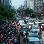 Arus Lalu Lintas Solo Meningkat Tajam, Jl. dr. Radjiman Paling Padat