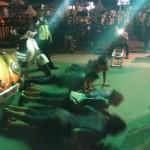 MIRAS PONOROGO : Pesta Miras saat Konser Wali, 4 Pelajar dan 1 Pria Digelandang Polisi