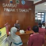 PERPAJAKAN WONOGIRI : Meski Terlambat, Bayar Pajak Kendaraan di Samsat pada 3 Juli Tak Didenda