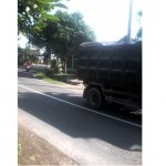 MUDIK 2017 : H-5 Lebaran, Truk Pasir Masih Berseliweran di Sawit Boyolali
