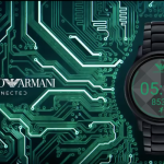 Emporio Armani Perkenalkan Smartwatch Connected