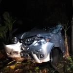 KECELAKAAN BOYOLALI : Mobil Pemudik asal Ngawi Terjun ke Kali Pepe, 5 Penumpang Selamat