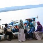WISATA WONOGIRI : Hindari Macet, Pengunjung Pilih Berwisata pada Hari Pertama Lebaran