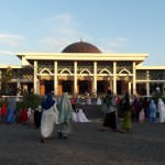 LEBARAN 2017 : Bupati Boyolali Salat Id di Masjid Agung, Wabup di Masjid Ageng