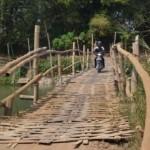 INFRASTRUKTUR SUKOHARJO : Pembangunan Jembatan Lengking di Bulu Dikerjakan Juli