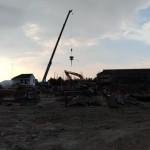 PASAR TRADISIONAL WONOGIRI : Pembangunan Pasar Baturetno Dihentikan 13 Hari karena Lebaran, Pemkab Tak Khawatir