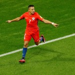 Alexis Sanchez Jadi Top Skor Chile Sepanjang Masa