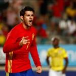 LIGA SPANYOL : Alvaro Morata Indikasikan Hengkang dari Real Madrid