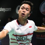 AUSTRALIA OPEN 2017 : Anthony Ginting Disingkirkan Chen Long