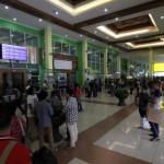 Penumpang Pesawat di Bandara Adi Soemarmo Ikut Terdampak Uji Coba MRLL Flyover Manahan Solo