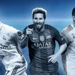 LIGA CHAMPIONS : UEFA Rilis Skuat Terbaik, Real Madrid Mendominasi