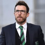 LIGA ITALIA : Di Francesco Selangkah Lagi Jadi Pelatih Roma