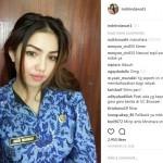 Foto Indri Indawati yang viral di medsos (Instagram @indriindawat1)