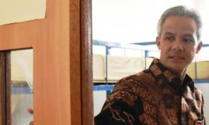 Gubernur Jawa Tengah (Jateng) Ganjar Pranowo. (JIBI/Solopos/Antara/R. Rekotomo)