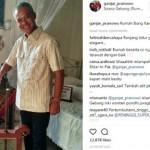 GUBERNUR JATENG : Kunjungi Istana Gebang, Ganjar Didoakan Ikuti Jejak Soekarno
