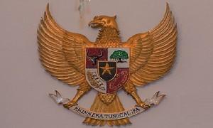 Garuda Pancasila, lambang negara Republik Indonesia. (JIBI/Solopos/Antara)